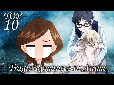 Top 10 Tragic Romances in Anime