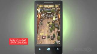 Windows Phone 7 Gaming CES 2011 Presentation