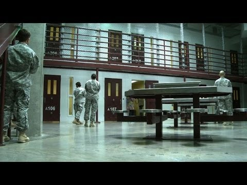 Life inside US Guantanamo Bay detention facility
