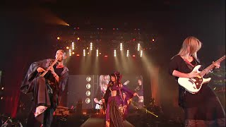 Wagakki Band / 和楽器バンド - Tengaku / 天樂 (Live at Nico Nico Cho Party III)