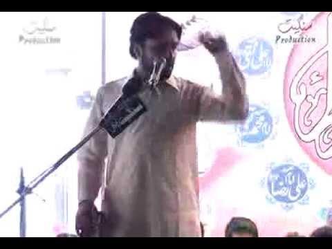 Zakir Taqi Abbas Qayamat 2014 Ameer Mukhtar Pindi Bhattian Hafizabad video