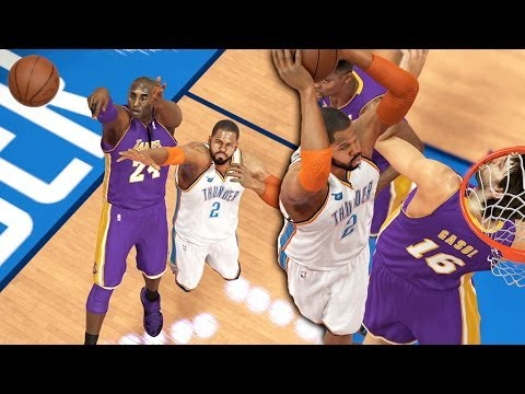 NBA 2K14 Next Gen MyCareer #99 Chris Bosh Gets Posterized Fatigue Issues Late In Games