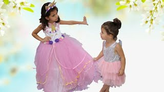🔥سوار وماسة يريدوا نفس الفستان | حلم اميرات ديزني | sewar&massa both want the same dress