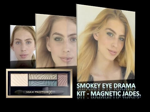 Makeup Tutorial: Smokey Eye Drama Kit - Magnetic Jades.