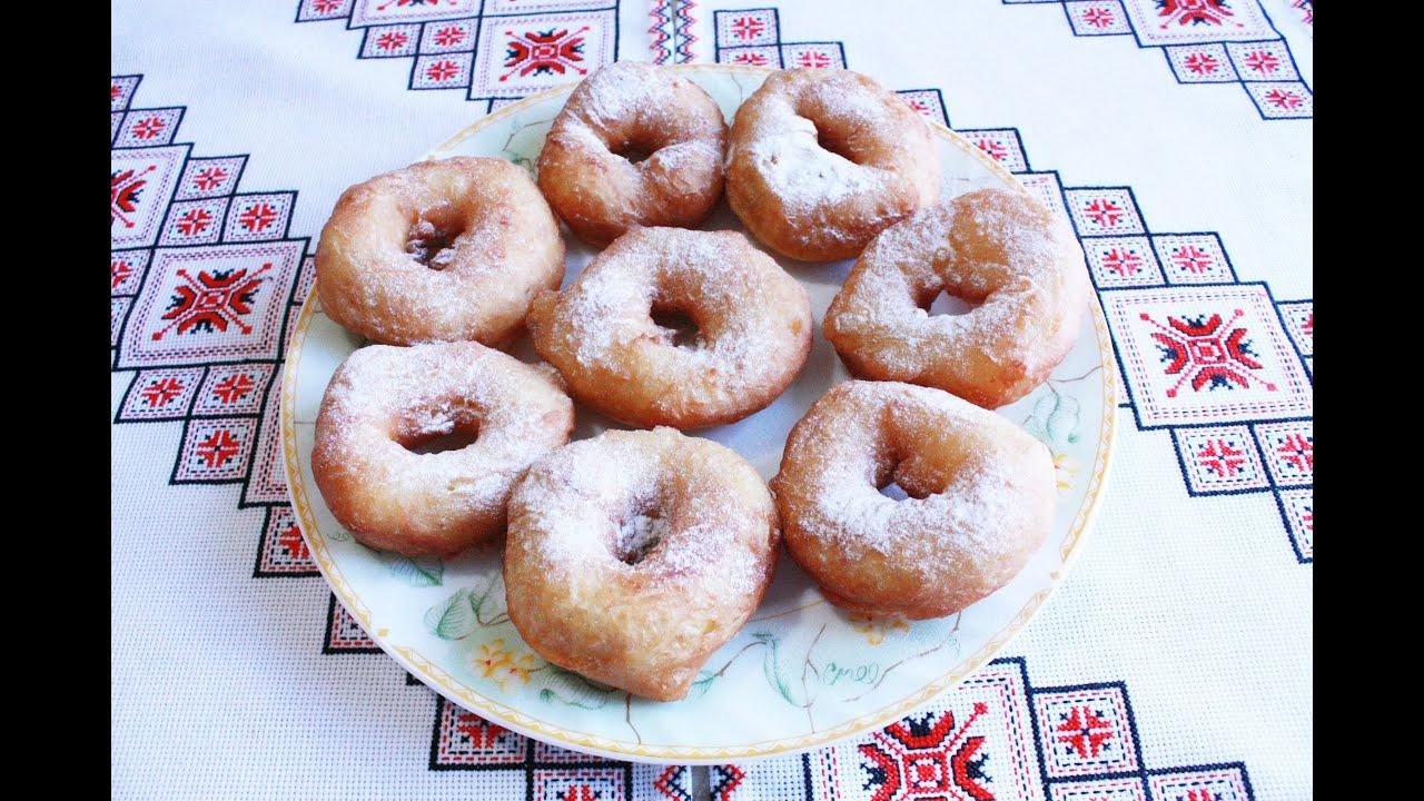Пончики на дрожжах пышные рецепт пошагово