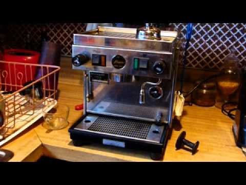 Want to be a Barista? Coffee at home for the purists.