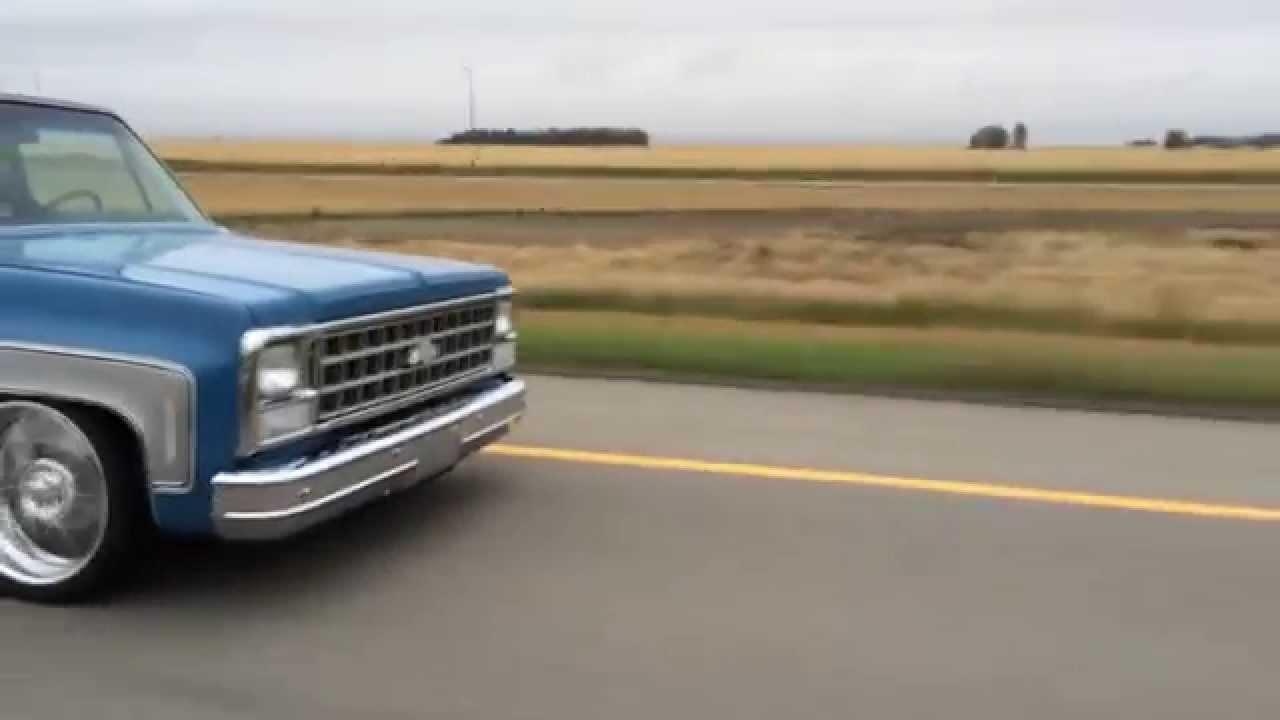 1980 chevrolet c10 rolling