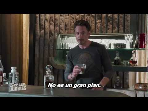 Trailer Honesto: Los Vengadores (Honest Trailers: The Avengers - Subtitulado Español)