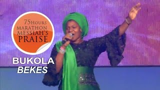 BUKOLA BEKES Powerful Praise @ 75 HOURS RCCG MARATHON MESSIAH