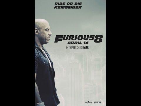 분노의 질주 8 (FAST AND FURIOUS 8 - The Fate of the Furious, 2017) 예고편 티저