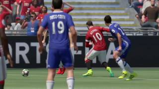 FIFA 17 first game