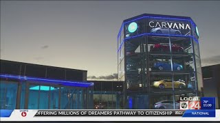 "Car ""vending machine"" coming to Memphis aims to change car buying"