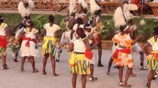 Kadodi performed by Ndere Troupe