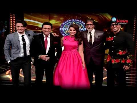 Final Episode Of Kbc 8: Ranveer, Govinda, Parineeti And Ali Zafa As Guest video
