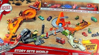 Ultimate Disney Pixar Cars Story Sets World Radiator Springs Set Complete Collection BTC Toys Club