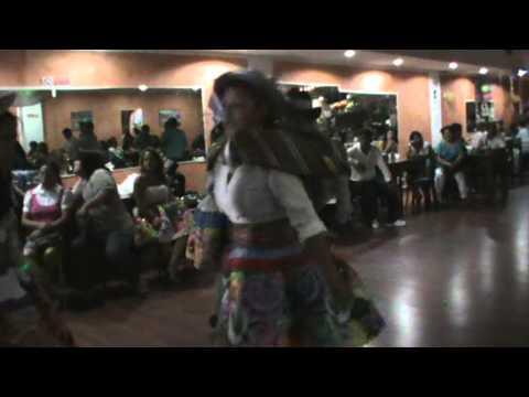 santiago ROMA 2013 con los HIJOS RESIDENTES DE CHONGOS ALTO Y LA