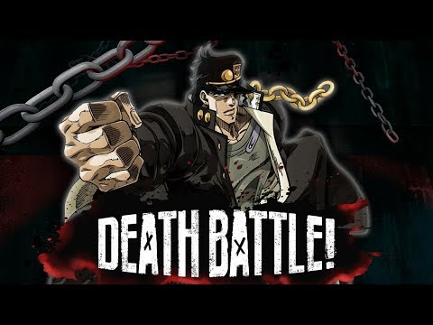 Jotaro Crusades into DEATH BATTLE!