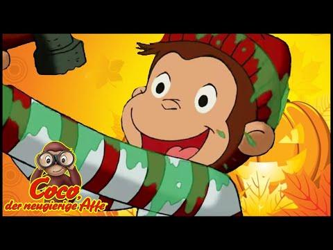 Coco der Neugierige Affe Deutsch