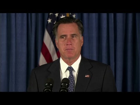 Romney: Attack on U.S. consulate in Libya is disgusting