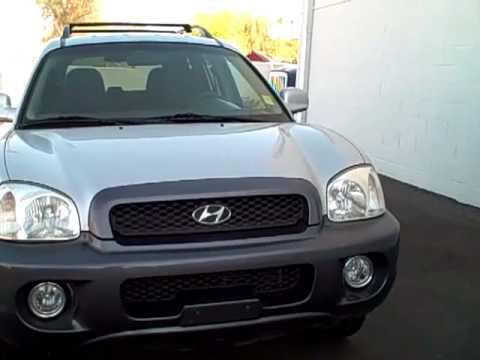 2002 Hyundai Santa Fe 5183A