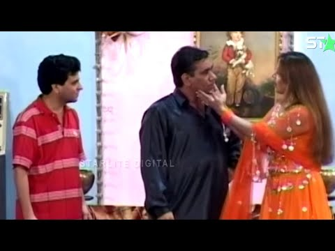 Nazim Mangay Teddy Pakistani Stage Drama Full Comedy Show