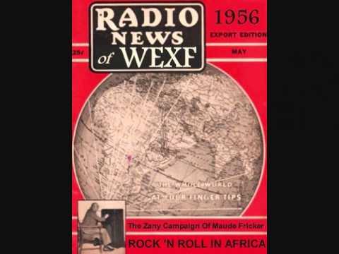 Radio News of WEXF - Tutti Frutti