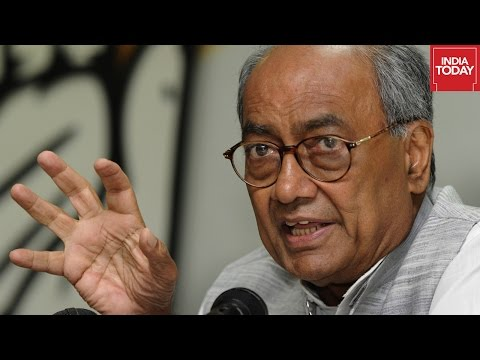 Digvijay Singh has Sparked a Massive Debate Within the Party