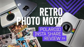 Polaroid's Moto Mod: Instant Photos, Amazing Science