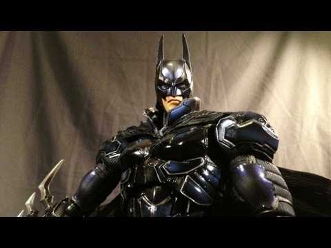 Variant Play Arts Kai DC Batman Review