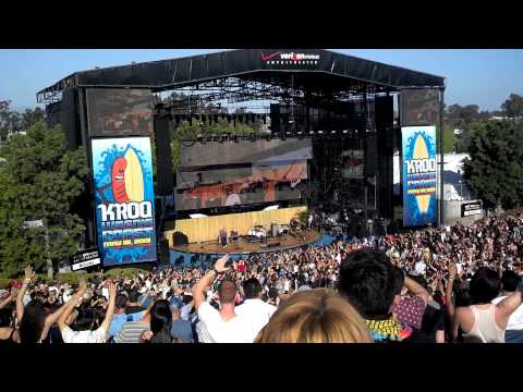 AWOLNATION - Sail - KROQ Weenie Roast 05-18-2013