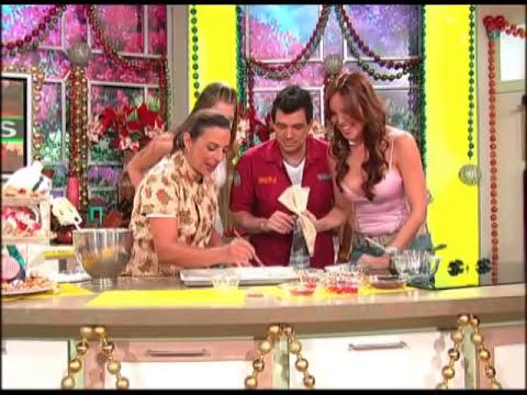 Receta: María Eugenia López nos enseña como preparar Pasta Seca 30/11/2011