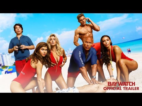 Baywatch (2017) - Official Trailer - Paramount Pictures streaming vf