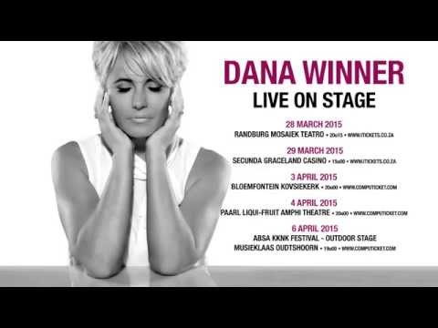 Dana Winner in South Africa, March & April 2015 – radio ad 2