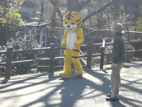 多摩動物公園 猛獣脱出対策訓練 その1