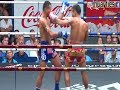 Muay Thai K.O.- EXPLOSIVE OFF-GUARD HOOK!