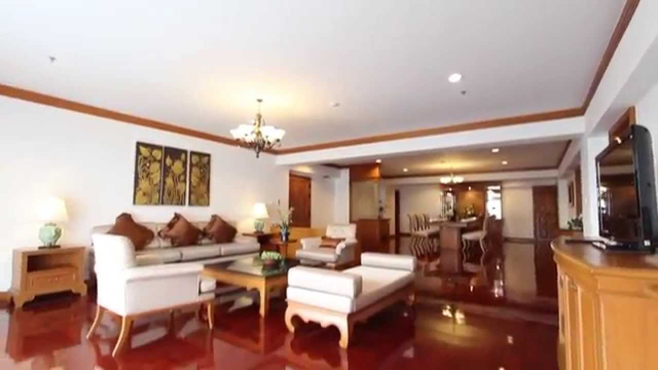 bedroom apartment for rent at centre point phormphong pc006066