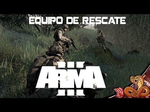 ARMA 3 - Sobrevive - Campaña episodio 4 | Equipo de rescate