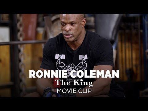 "Ronnie Coleman: The King MOVIE CLIP | ""I've Been In Pain For So Long That I'm Just Used To It"""