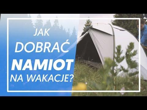 Jak Dobrać Namiot Na Wakacje?⛺