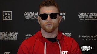 Canelo Alvarez Daniel Jacobs Is Making Excuses Ahead of MegaBout Sports Illustrated