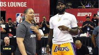 Lakers schedule second interview with Tyronn Lue for Wednesday