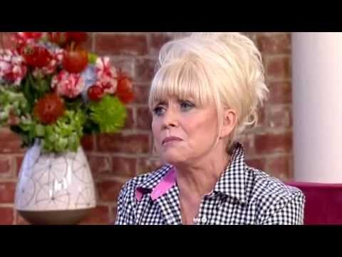 Barbara Windsor talks about going back to Eastenders - This Morning 24th April 2013