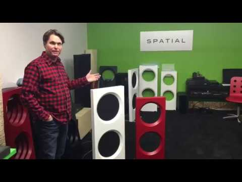 Spatial Audio Hologram M3. M4 w/ Clayton Shaw -- Darko.Audio