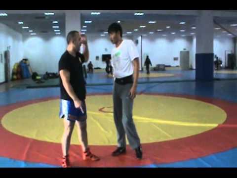Shuaijiao Wrestling, Shanghai University of Sport (Part 2)