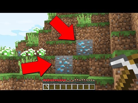 Using Earthquakes to find Diamonds in Minecraft