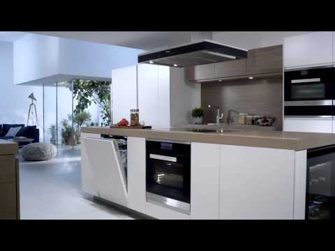 Miele's Newest Series Of Dishwashers