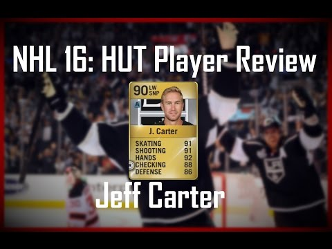 NHL 16: HUT Player Review -Jeff Carter-