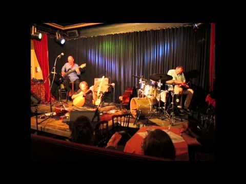 PP3 - Peter Pussarnig Trio - Tehran live @ Theatercafé