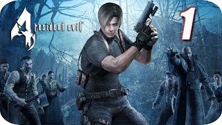 Resident Evil 4 HD - Gameplay Español - Capitulo 1 - El Pueblo de los Malditos