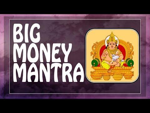 BE RICH with BIG MONEY $ Kubera mantra (Lakshmi) ॐ Powerful Mantras
